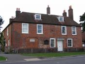 Jane Austen lived here, in Chawton, during her final years.