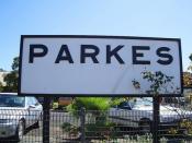 Parkes NSW