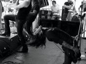 English: Norma Jean on Warped Tour 2008. Photo by Rachel Rodemann