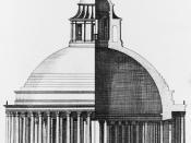 Italiano: Cupola progettata da Donato Bramante per la Basilica di San Pietro