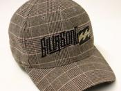 plaid billabong baseball hat