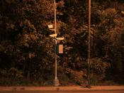 Red Light Cameras and Surveillance in Modern America - the Big Brother State or just Revenue Generation