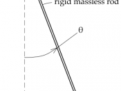 Illustration of a pendulum