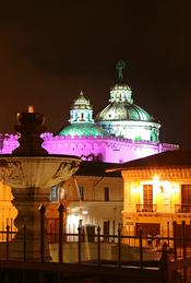 Español: Centro Histórico de Quito, Iglesia del Sagrario