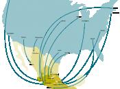 Español: Flujo de Remesas Entre México y Estados Unidos (2006-2007) según Quirk