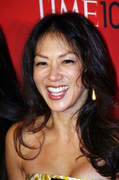 English: Amy Chua at the 2011 Time 100 gala.