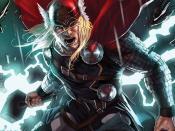Thor iPad wallpaper
