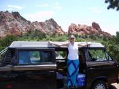 Traveling hippie