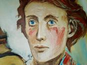 Virginia Woolf (Detail)
