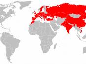 English: Countries where Group Metro is present. Українська: Країни де присутня група Metro