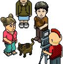 Habbo - world's largest and fastest growing virtual world and social networking service for teenagers
