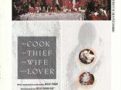 The Cook, the Thief, His Wife & Her Lover (soundtrack)