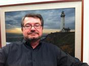 Dan Hutcheson, CEO of VLSI Research in Santa Clara, Calif.