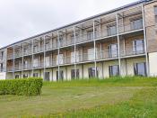 Maisel : nouvelle résidence des élèves (Crédits photo : Céline Castel/Télécom Bretagne)