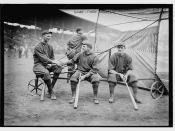 [Hank Gowdy, Lefty Tyler, Joey Connolly, Boston NL (baseball)]  (LOC)