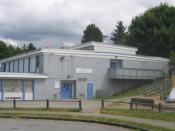 Tyee Elementary School. Vancouver, BC, Canada.