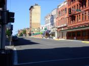 English: Butte, Montana, USA