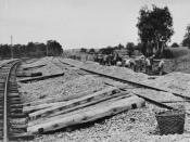 Buchenwald Forced Labor Railroad 85880