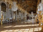 English: Galerie des Glaces (Hall of Mirrors) in the Palace of Versailles, Versailles, France. Français : Galerie des Glaces du Château de Versailles, à Versailles en France.