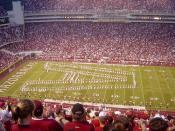 University of Arkansas Donald W. Reynolds Razorback Stadium