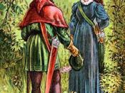 Robin Hood and Maid Marian (poster, ca. 1880)