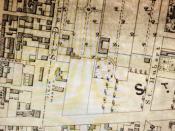Montréal 1846. Viger Market.