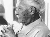 English: Erik Erikson Česky: Německý psycholog a stoupenec neofreudismu Erik Erikson