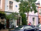 London - Portobello Road, George Orwell House