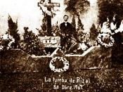 La Tumba de Rizal