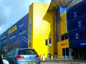 English: IKEA store, Southampton