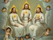 Holy Trinity by Fridolin Leiber (1853–1912)