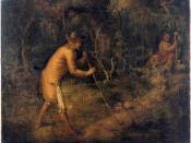The Devil and Tom Walker (1856)