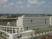 Bureau of Alcohol, Tobacco, Firearms and Explosives (ATF) headquarters in Washington, D.C.