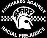 English: Skinheads Against Racial Prejudice (universal logo)