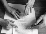 English: Discussion about the text Français : Discussion sur le texte