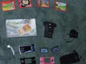 Game Boy Advance Micro