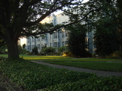 English: UBC's Chemistry building on Point Grey campus in Vancouver, BC, Canada.