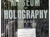 Museum of Holography is Permentally Closed