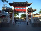 Friendship Arch, Freedom Plaza, Cabramatta