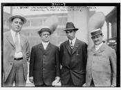J.J. Brady, Ury Woodson, Boetius Sullivan, B.F. Mitchell (Committee to meet R. Sullivan, 8/29/13)  (LOC)