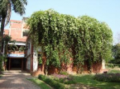 English: Side view of Department of Chemistry, Jahangirnagar University