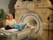 MRI machine at Seaside Imaging Center