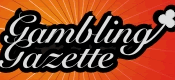 English: A logo for the website Gambling Gazette