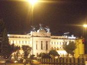 Sede neoclásica perteneciente al Ministerio de Agricultura de España