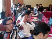 Social media training Hanoi
