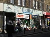 Thorpes hardware store, Gosforth