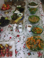 Salad Bar בר סלטים