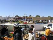 Houmt Souk Bazar, Djerba, Tunisia.