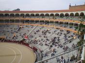 Las Ventas Inside