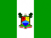English: Flag of Lagos